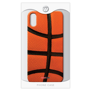 Basketball X/XS - Watchitude Phone Case - Fits iPhone X/XS - Watchitude