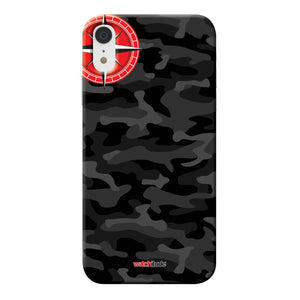 Black Ops XR - Watchitude Phone Case - Fits iPhone XR - Watchitude
