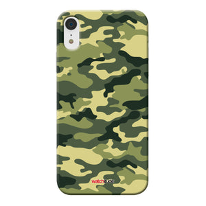 Army Camo XR - Watchitude Phone Case - Fits iPhone XR - Watchitude