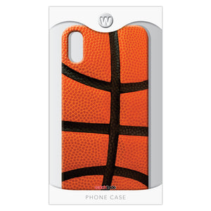 Basketball XR - Watchitude Phone Case - Fits iPhone XR - Watchitude