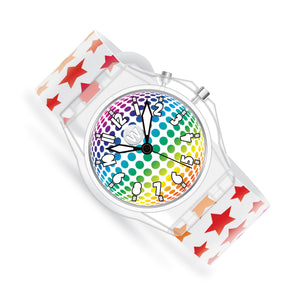 Glow - Super Stars - Led Light-up Watch