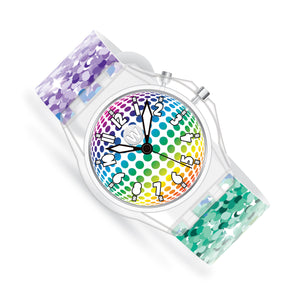 Glow - Sassy Sequins - Led Light-up Watch