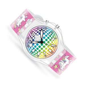 Glow - Unicorn World - Led Light-up Watch
