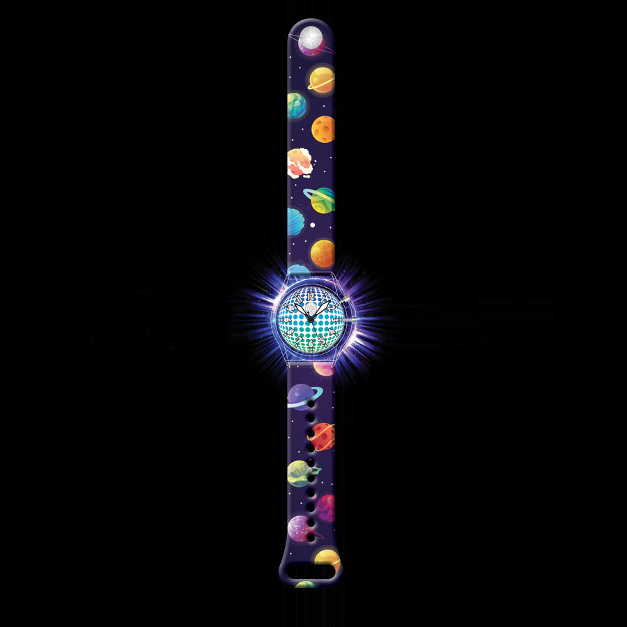 Glow - Deep Space - Led Light-up Watch