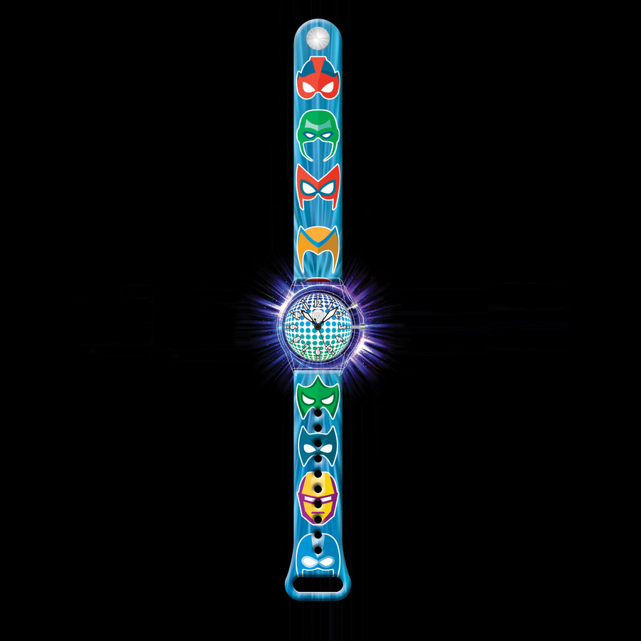 Glow - Superhero - Led Light-up Watch