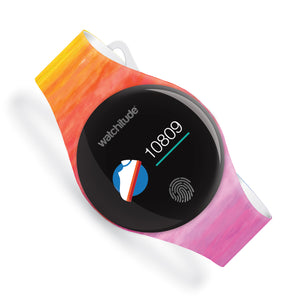 Watercolors - Watchitude Move2 - Kids Activity Waterproof Watch - Watchitude