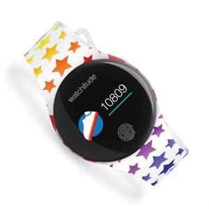 Super Stars - Watchitude Move2 - Kids Activity Waterproof Watch - Watchitude