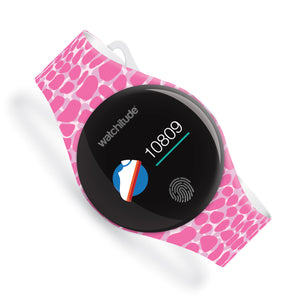 Pink Crocodile - Watchitude Move2 - Kids Activity Waterproof Watch - Watchitude