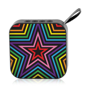 Jamm'd - Wireless Speaker - Rainbow Stars - Watchitude