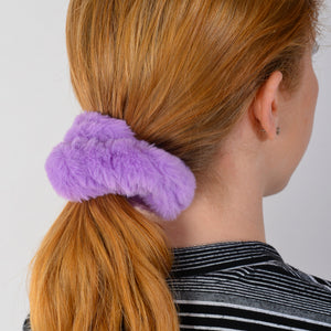 Lavender Donut - Hair Tie - Fuzz'd x Watchitude - Watchitude