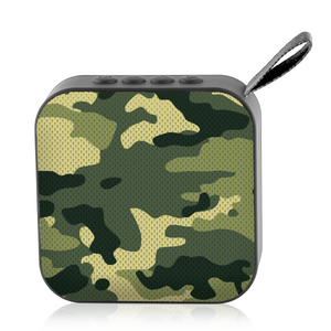 Jamm'd - Wireless Speaker - Army Camo - Watchitude