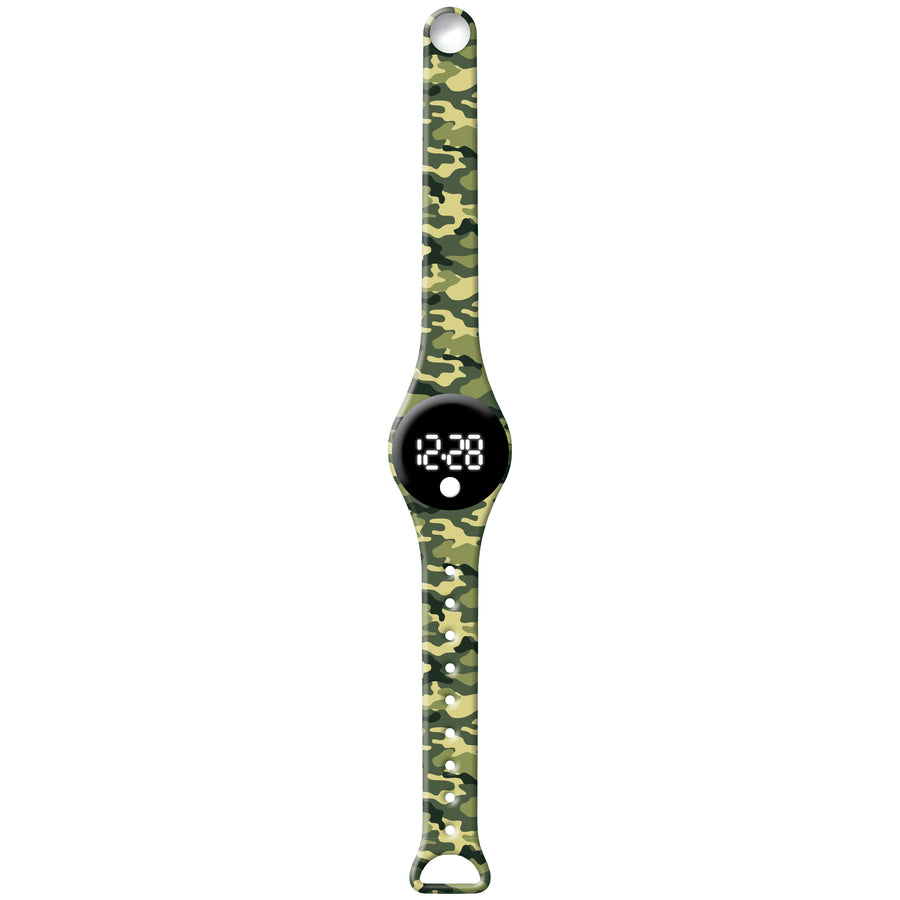 Army Camo - blip digital watch - Watchitude