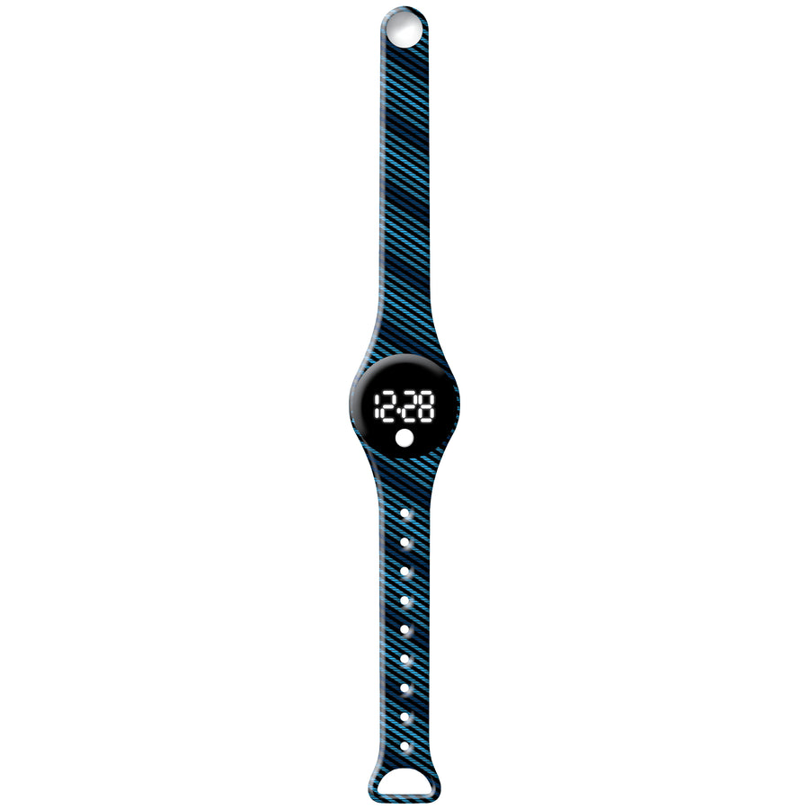 Blue Suit - blip digital watch - Watchitude