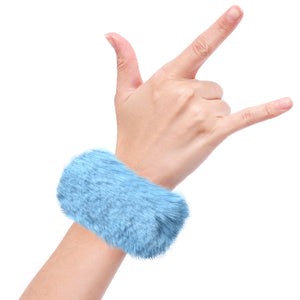 Blue Raspberry - Slap Bracelet - Fuzz'd x Watchitude - Watchitude