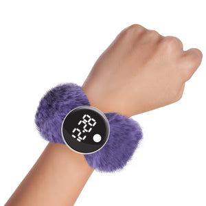 Digis - Grape Jelly digital slap watch - Watchitude