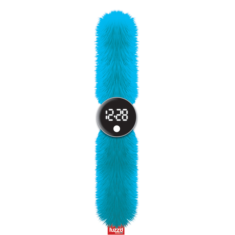 Digis - Blue Wave digital slap watch - Watchitude