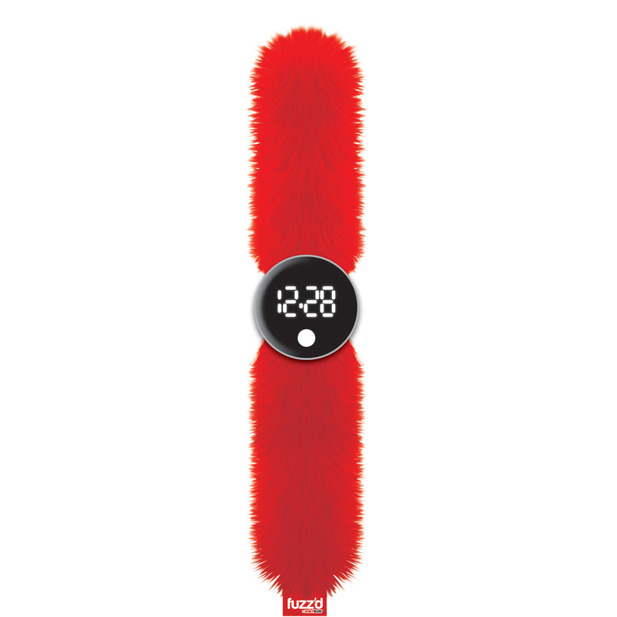 Digis - Cherry Berry digital slap watch - Watchitude