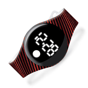 Red Suit - blip digital watch - Watchitude