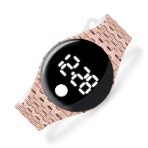 Rose Gold - blip digital watch - Watchitude