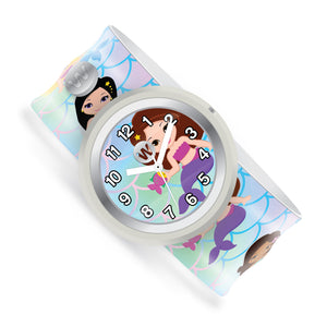 Mermaid Magic - Watchitude Slap Watch - Watchitude
