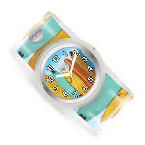 Longboard - Watchitude Slap Watch - Watchitude