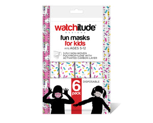 watchitude kids face mask 698 front