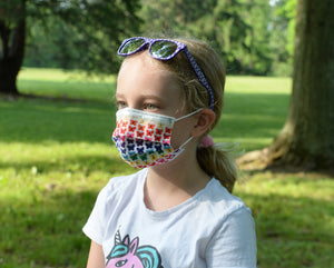 watchitude kids face mask 699 butterfly