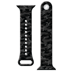 Watch Band - Fits Apple Watch - Black Ops - Choose Size - Watchitude