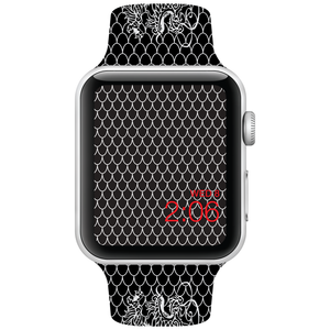 Watch Band - Fits Apple Watch - Dragon Scales - Choose Size - Watchitude