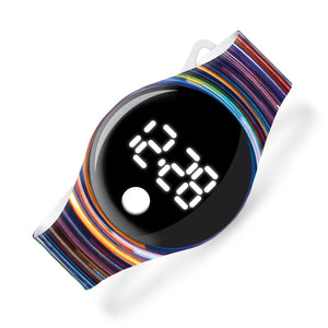 Workout Time - blip digital watch - Watchitude