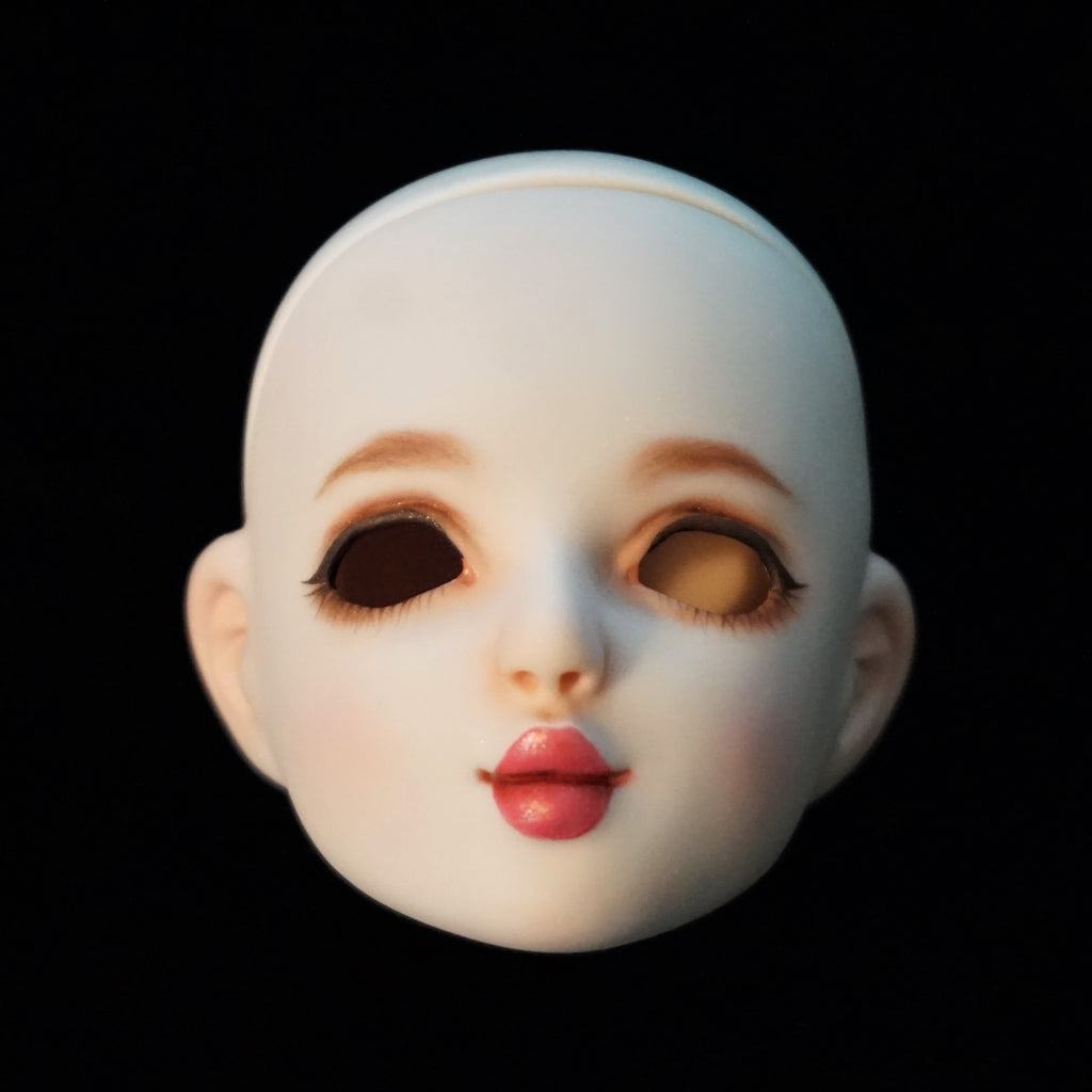 Viola Head with Faceup - In Stock!