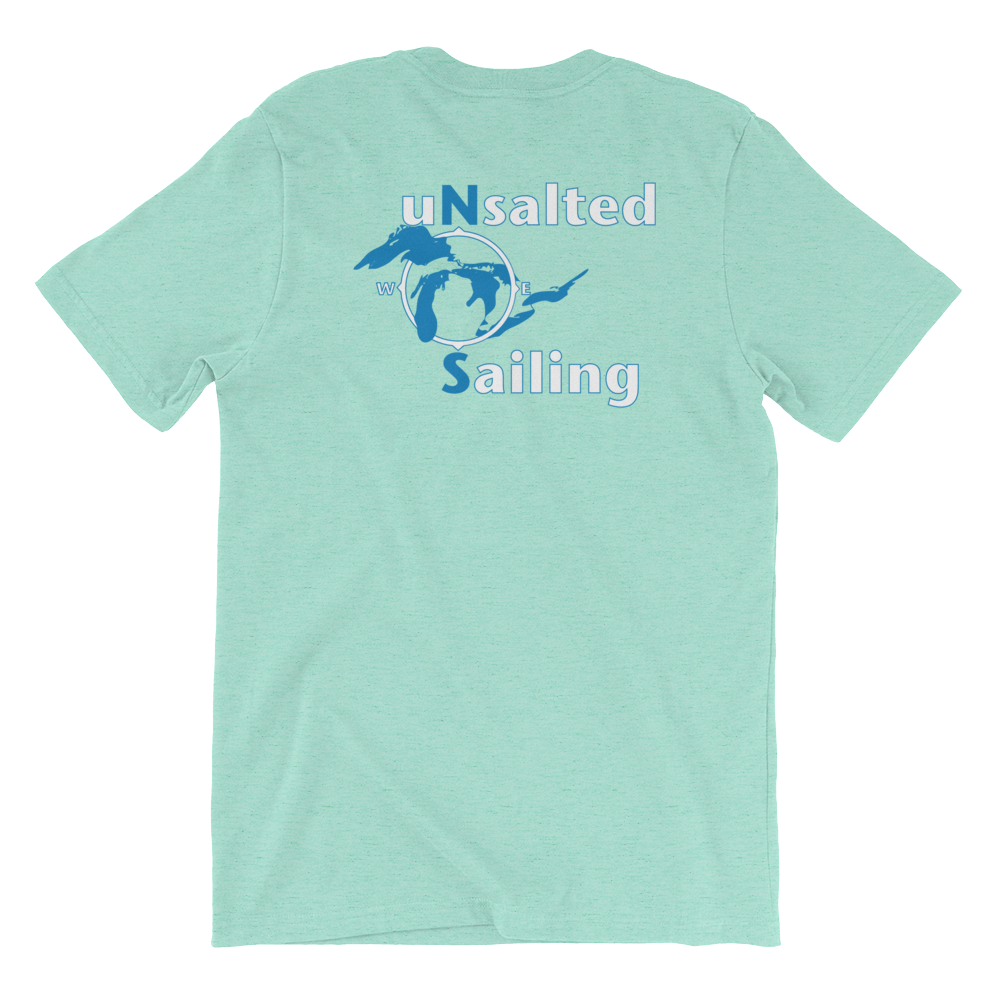 Unsalted Sailing LOGO