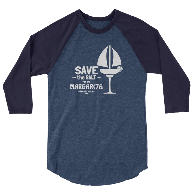 Save the Salt for the Margarita Raglan