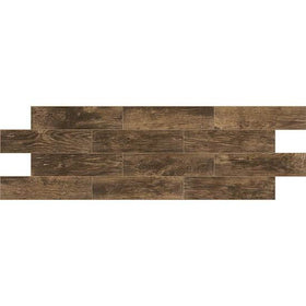 American Olean Harvest Grove 6 in. x 24 in. Porcelain Floor Tile - Cherry