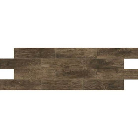 American Olean Harvest Grove 6 in. x 24 in. Porcelain Floor Tile - Walnut