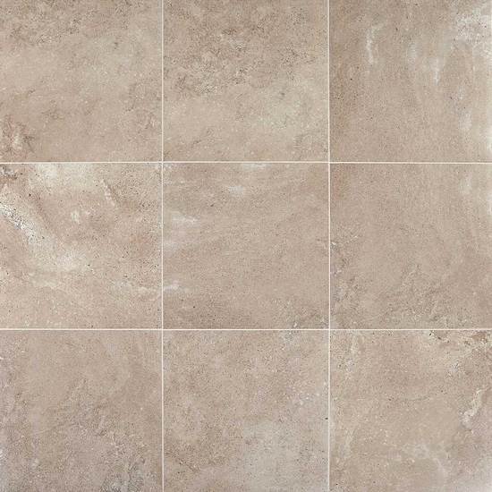 American Olean Abound Ceramic Wall Tile 6 In X 6 In Ashen