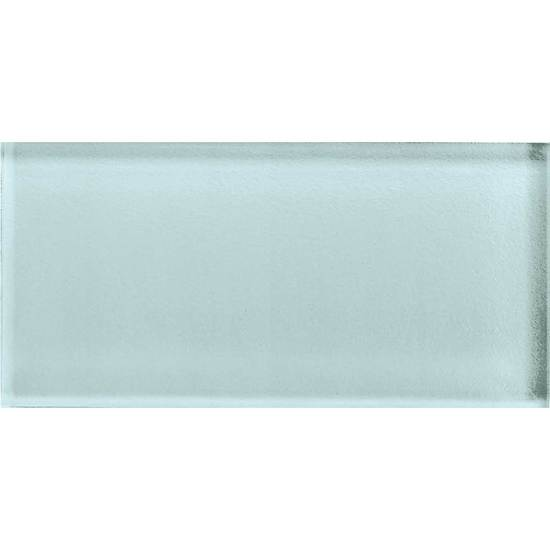 american olean color appeal 3 in x 6 in glass wall tile moonlight