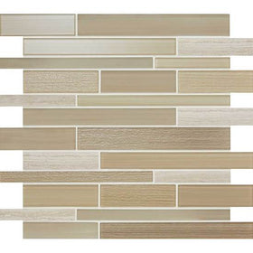 American Olean - Serentina - Random Interlocking Mosaic - Accord