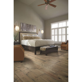 Anderson Hardwood - Fired Artistry - Engineered White Oak - Carbonized