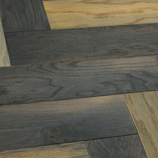 Anderson Tuftex Hardwood - Old World Herringbone - Tudor