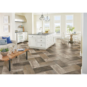 Armstrong - Alterna Reserve Historic District Engineered Tile - Blanched Mist