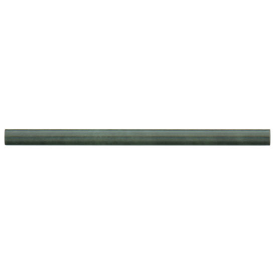 "Bedrosians Tile & Stone - Cloe .5"" x 8"" Jolly Trim - Green"