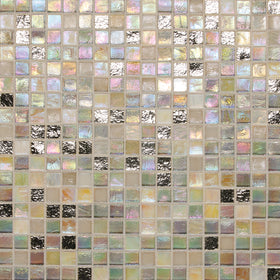 Daltile - City Lights Glass Mosaic - CL64 Hollywood