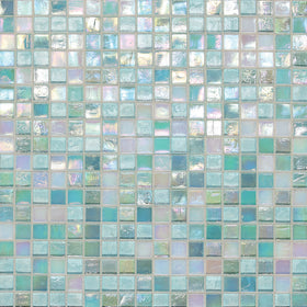 Daltile - City Lights Glass Mosaic - CL71 South Beach