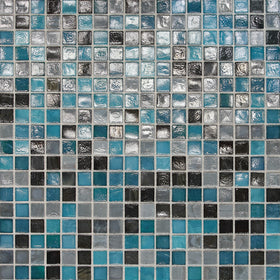 Daltile - City Lights Glass Mosaic - CL73 Rio