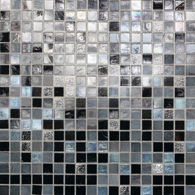 Daltile - City Lights Glass Mosaic - CL74 Manhattan