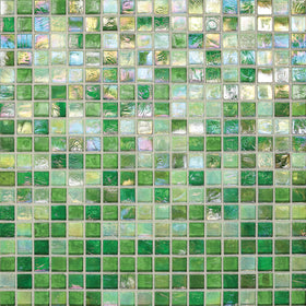 Daltile - City Lights Glass Mosaic - CL75 Fiji