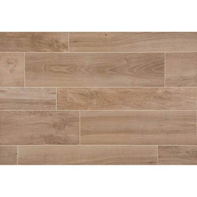 Daltile Forest Park Porcelain Floor Tile - Sugarmaple