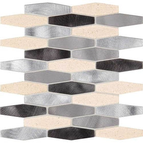 Daltile Infinite Mirage Mosaic Timeless Illusion