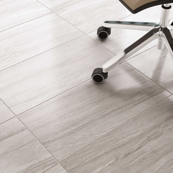 Daltile Linden Point 12 In X 24 In Glazed Porcelain